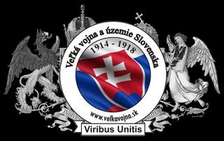 Veľká vojna a územie Slovenska 1914 - 1918